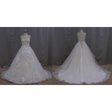 High Quality Organza Wedding Dress