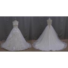 Высокое Качество Органзы Свадебное Платье