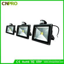 Projecteur LED 10W / 20W / 30W / 50W PIR