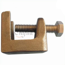 Stainless Steel Lost Wax Clamp for Electrical Industry