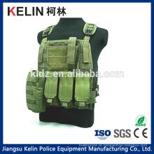 Tático Militar MOLLE Combat Assault Plate Vest