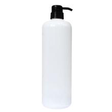1000ML soft PET shampoo and shower gel bottle