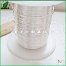 electric wire pure silver 99.99