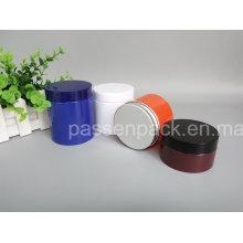 Bunte Haustier Plastik Kosmetik Verpackungsbehälter (PPC-85)