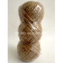 Ficelle de jute pour l'emballage et le textile à la maison