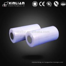 Rodillo de película plástico caliente del strech de la venta BOPP / PE para el bolso de empaquetado del alimento