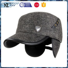 Latest product top sale custom military caps hats China wholesale