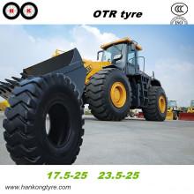 OTR neumático, neumático industrial, neumático neumático