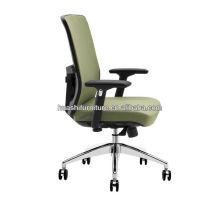 X3-52B-F chaise de bureau en tissu avec support lombaire réglable