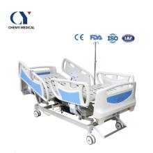 Cama de hospital eléctrica de la función de los aparatos médicos 5