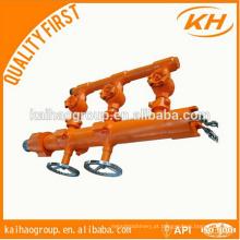 API Spec 9 5/8 '' Casing / Drill pipe Cabeça de Cimento