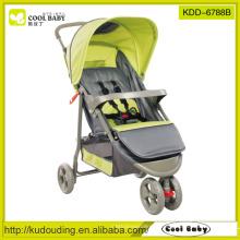 Anhui bebê fresco produtos crianças fabricante NOVO bebê carrinhos para bebê rodas dianteiras com suspensão