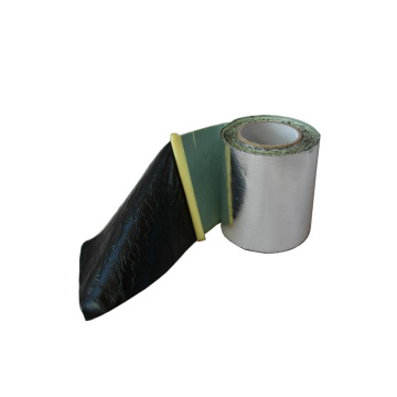 Aluminium Foil Self Adhesive Pipeline Cold Wrapping Tape