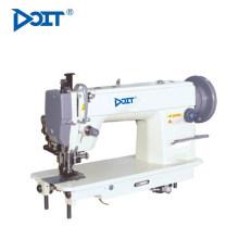 DT 0303 máquina de coser de punta plana con pespunteado superior e inferior de una sola aguja con corte automático de bordes