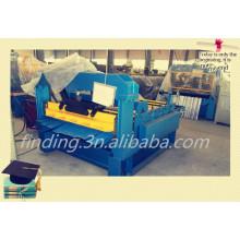 Machine de découpe de tôle CNC bobines d'acier