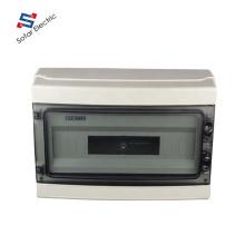HA Type IP65 Waterproof Plastic 18 Way/18 Pole Modular Switch Distribution Box