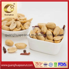 EU Quality Roasted Peanut Kernels with Salted Flavor