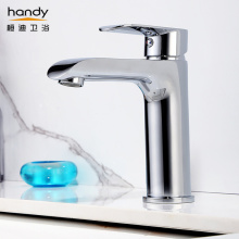 5 –Faucet Mixer Chrome Basin Chrome Kuningan Jaminan