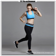 Latest Design Cusotmized Lady Unique Compression Sports Suit