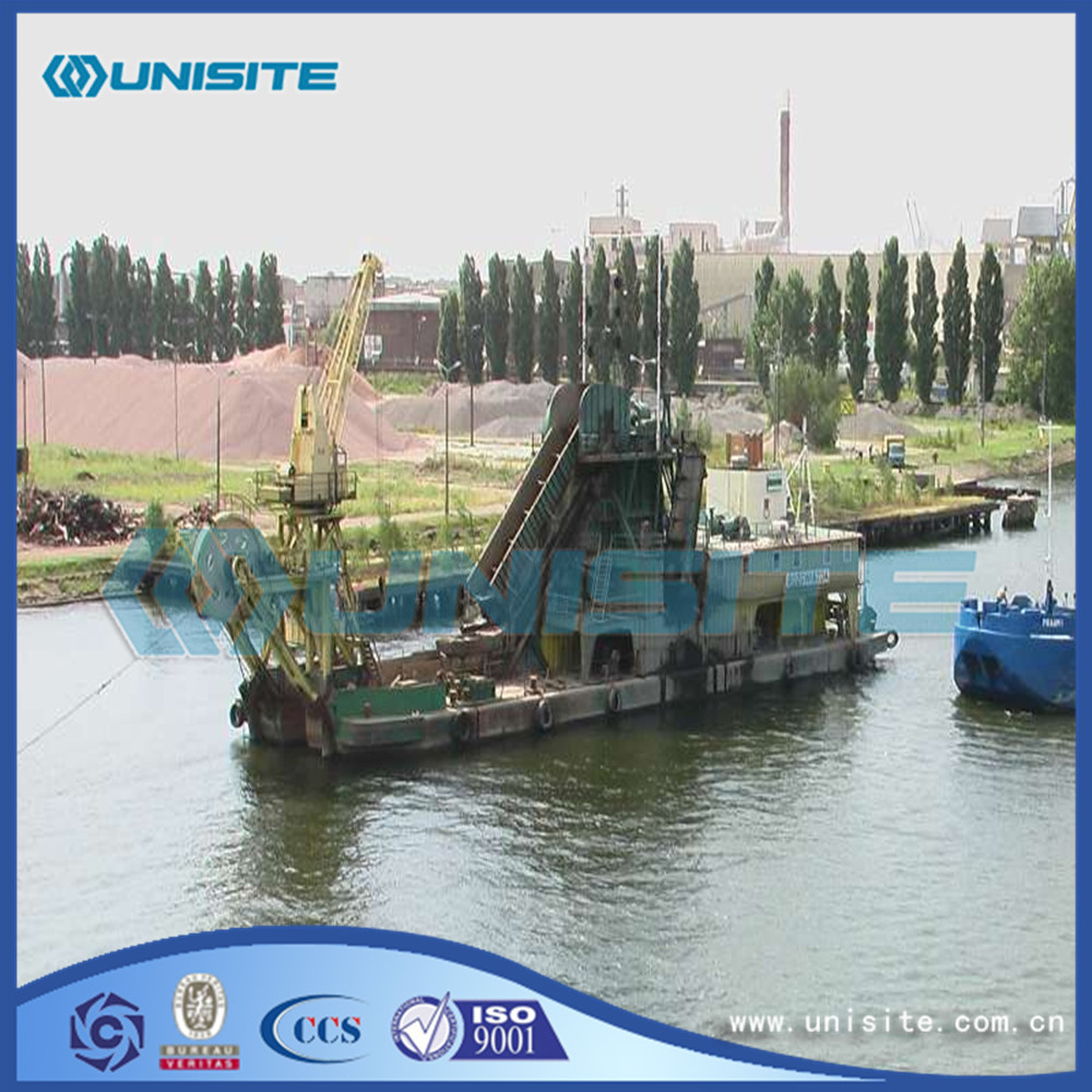 Grab Marine Dredger Design for sale