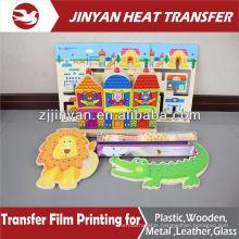 non toxic rubber heat transfer