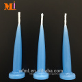 Free Inspection Multiple Colours Available Light Blue Bullet Shaped Birthday Candles For Cake