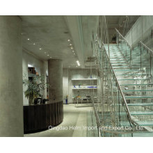 Vidrio coloreado templado templado para escaleras