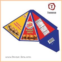 Boîte à papier nouvelle conception Emballage alimentaire