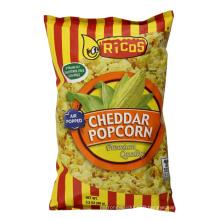 Aluminun Foil Poocorn Plastic Bag, Colored Printed Food Bag