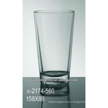 paint water/juice glass cup/high quality machine pressed drink glass