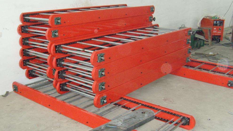 Chain Bar Conveyor Mesh Belt