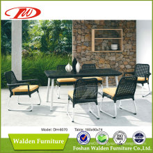 Rattan Dining Set/Outdoor Dining Set (DH-6070)