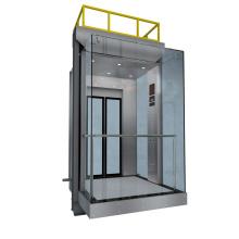 Elevador de observação com porta de vidro Kjx-104G