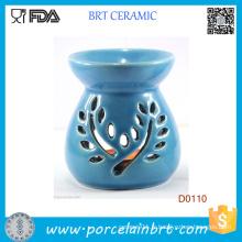 Diffuseur Aromathrapy Bougie essentielle en céramique Brûleur à mazout lourd