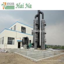 Muere fabricación de filtro de polvo industrial para el tratamiento de gases de escape