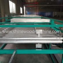 Roller Core Veneer Dryer Machine for Plywood