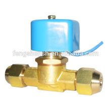 Electroválvulas cerradas normales de 2 vías, válvulas de solenoide de agua, válvula solenoide de aire