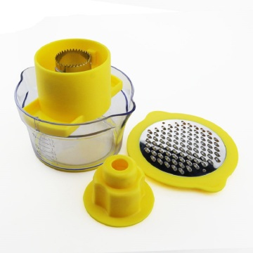 Corn Stripper Med Mätning Cup And Grater