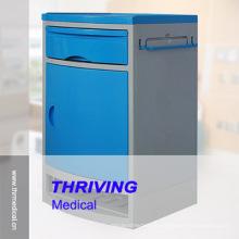 Больничный шкаф для прикроватной тумбочки ABS (THR-CB403)