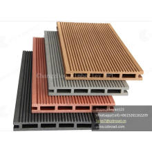 WPC Hollow Outdoor Decking Board