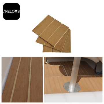 Melors EVA Foam Synthetic Teak Boat Decking Sheets