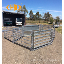 Fence pieces for farm area and side boundary, fence panel design for raising livestock