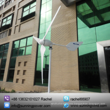 Sunning 1000W Big Power Wind Turbine Generator for off Grid Power Supply System