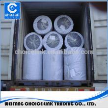 Fiberglass mesh compound mat for bitumen waterproofing membrane