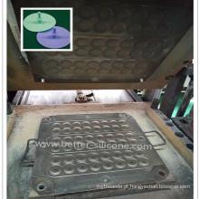 Ferramenta médica do silicone do silicone do molde da precisão elevada