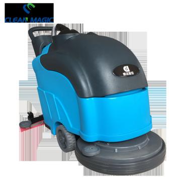 Equipamento de secagem e purificador de limpeza de piso industrial