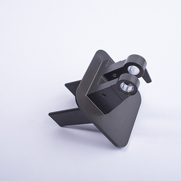 Oem 3d Cad CNC Engineering Anodized Sandblasted Parts