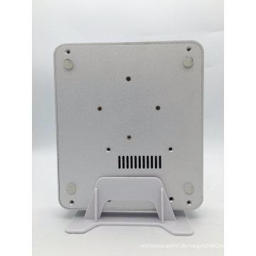 Kleiner leistungsfähiger Kern I5 5250u Fanless industrieller Compudator 2 Gigabit LAN 2 HDMI Mini Computer HTPC Rahmen