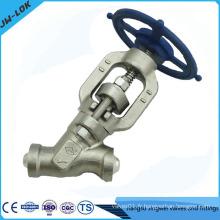 3/8 forgé ss 316 valve à globe 2500lb