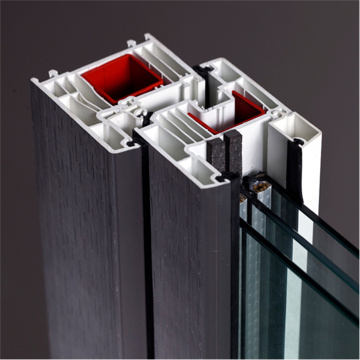 Boven uPVC Window Door Profile